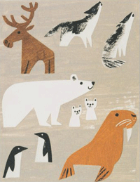 Winter Animals